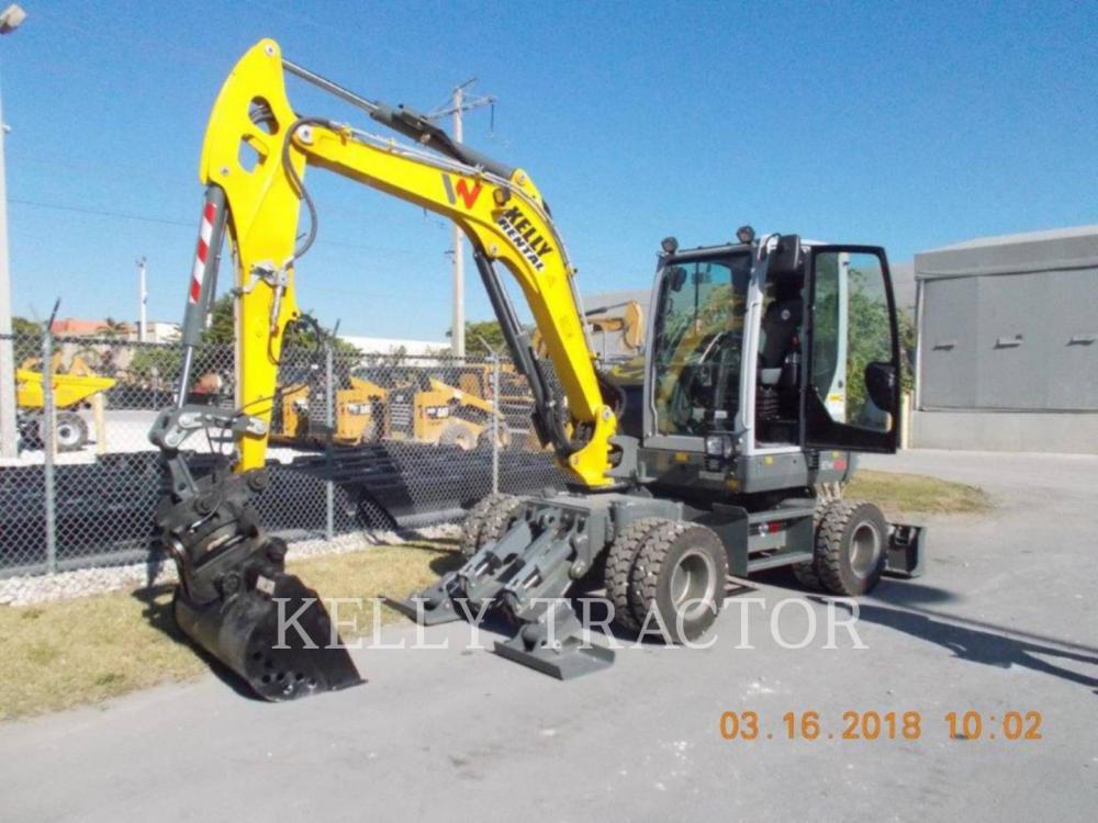 Detail photo of 2018 Wacker Neuson EW65 from Construction Equipment Guide