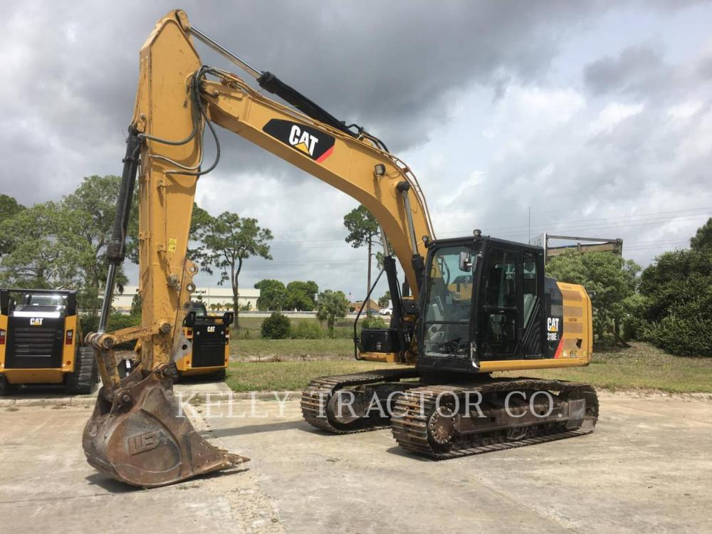 Detail photo of 2013 Caterpillar 318EL from Construction Equipment Guide