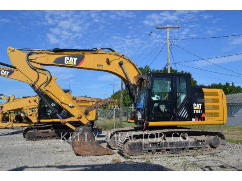 Detail photo of 2015 Caterpillar 316EL from Construction Equipment Guide