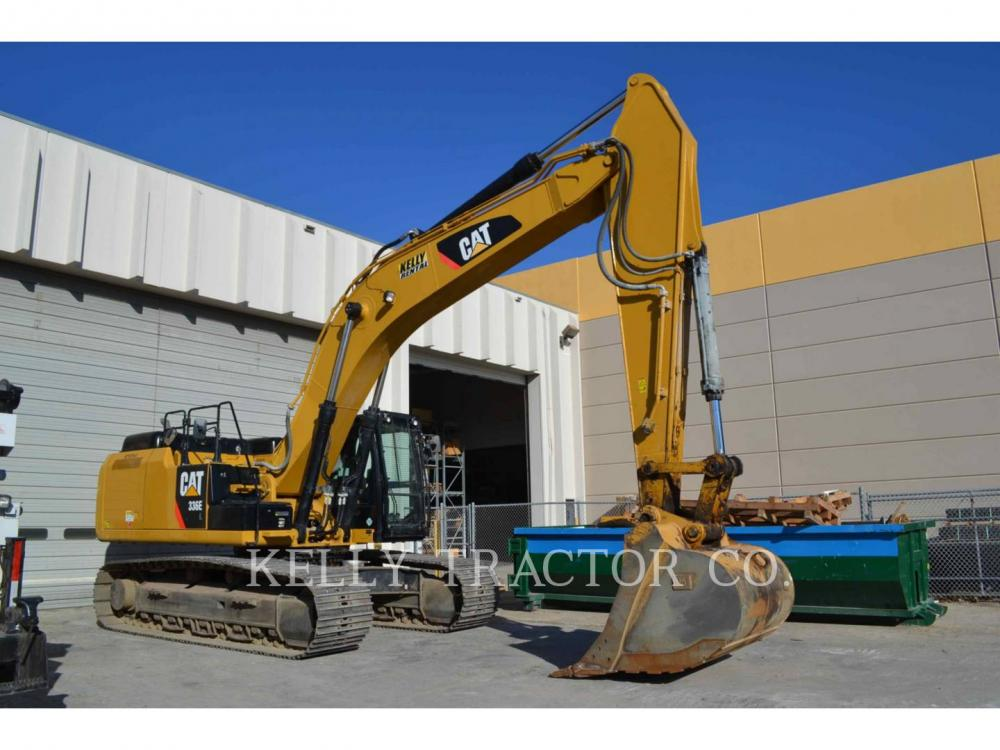 Detail photo of 2015 Caterpillar 336EL from Construction Equipment Guide