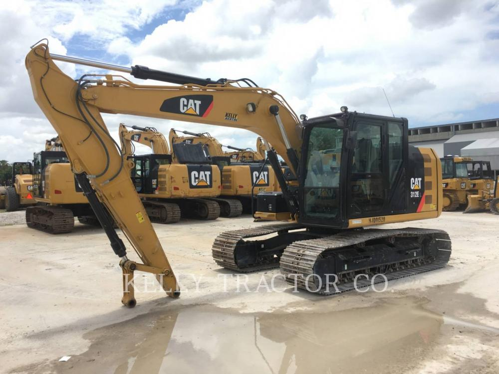 Detail photo of 2016 Caterpillar 312E L from Construction Equipment Guide