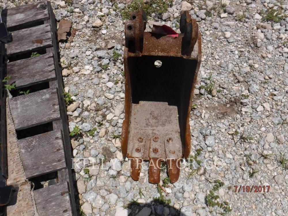 Detail photo of 2011 Caterpillar 9IN. BUCKET FOR MINI-EXCAVATOR from Construction Equipment Guide