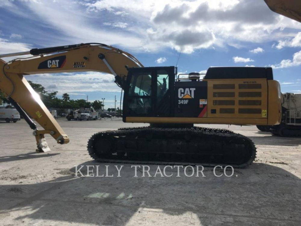 Detail photo of 2018 Caterpillar 349FL from Construction Equipment Guide