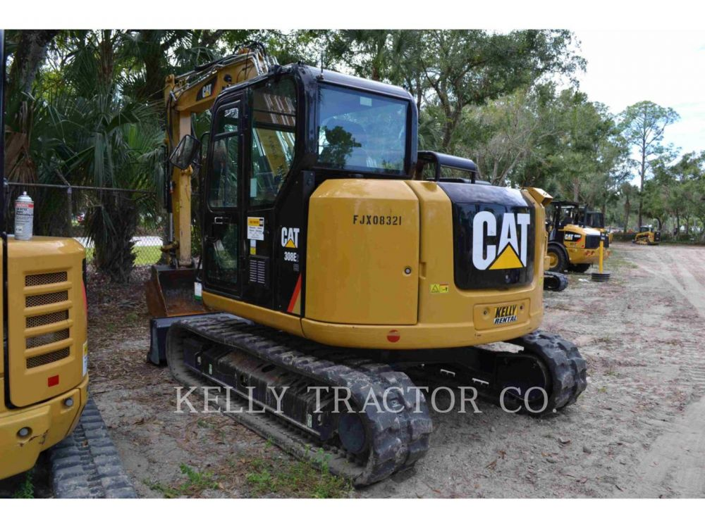 Detail photo of 2017 Caterpillar 308E CR SB from Construction Equipment Guide