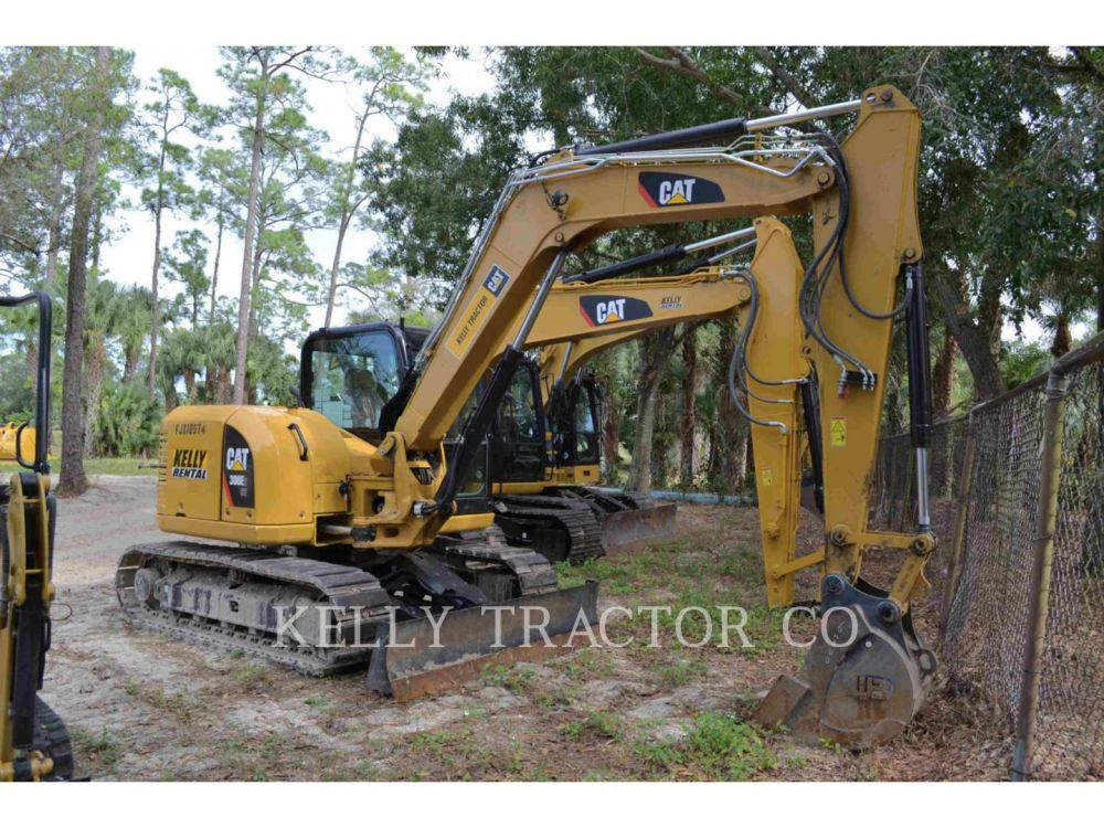 Detail photo of 2018 Caterpillar 308E CR SB from Construction Equipment Guide