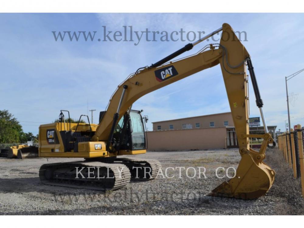 Detail photo of 2018 Caterpillar 320D GC from Construction Equipment Guide