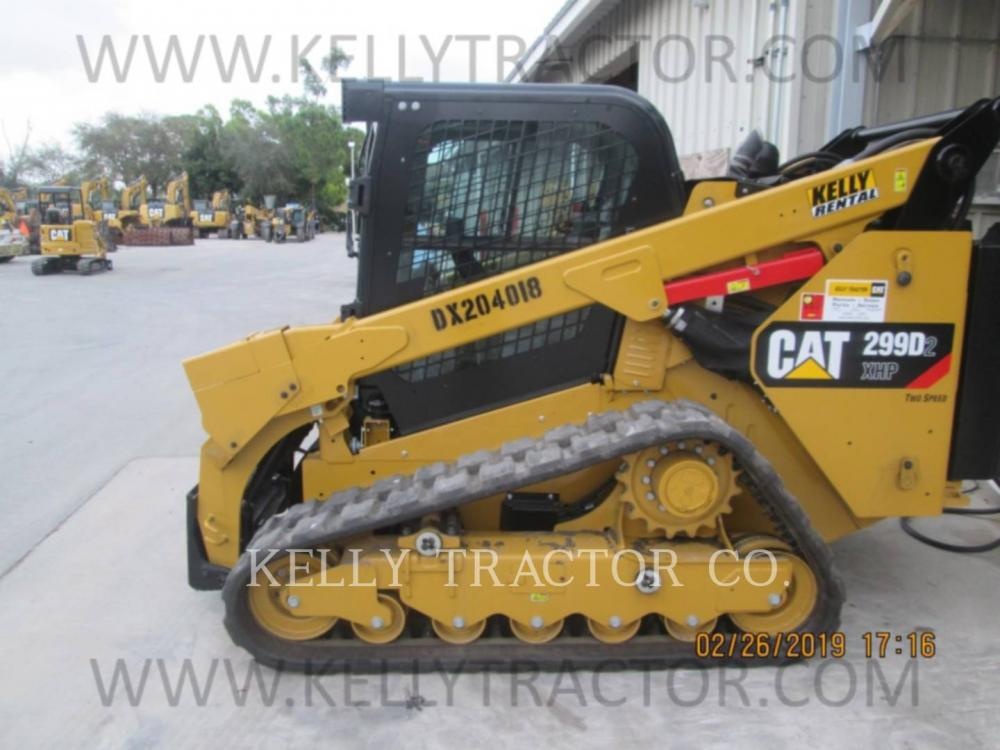Detail photo of 2019 Caterpillar 299D2 XHP from Construction Equipment Guide