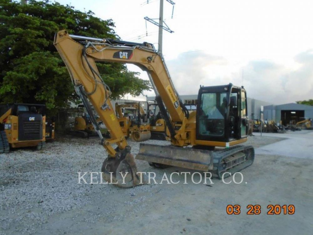 Detail photo of 2019 Caterpillar 305.5E from Construction Equipment Guide
