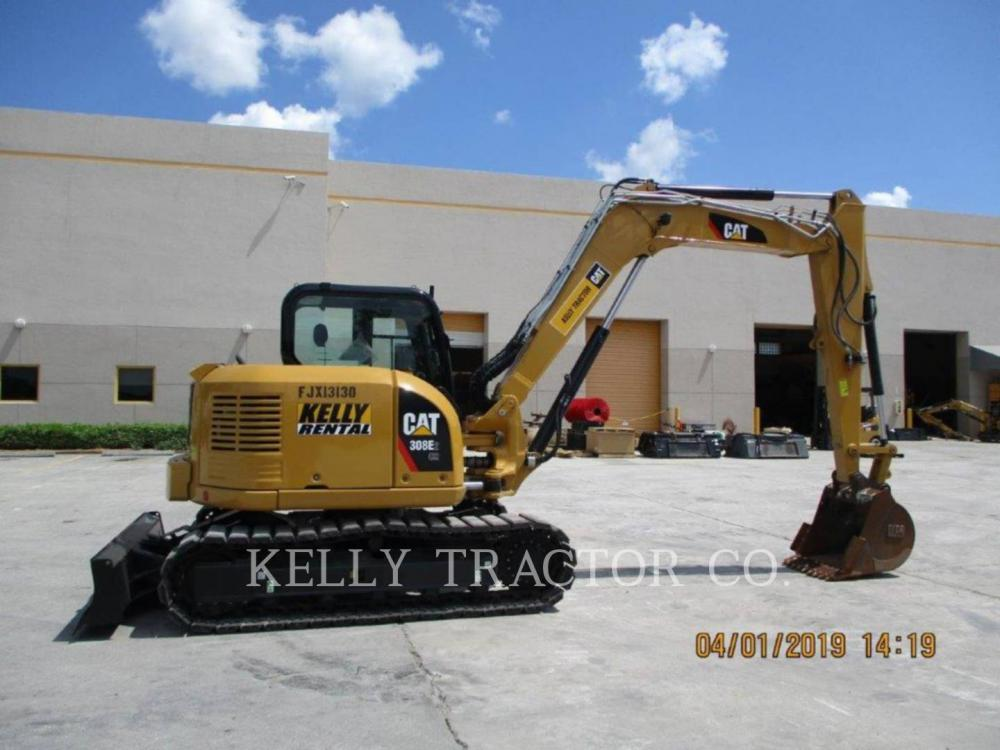 Detail photo of 2019 Caterpillar 308E2 from Construction Equipment Guide