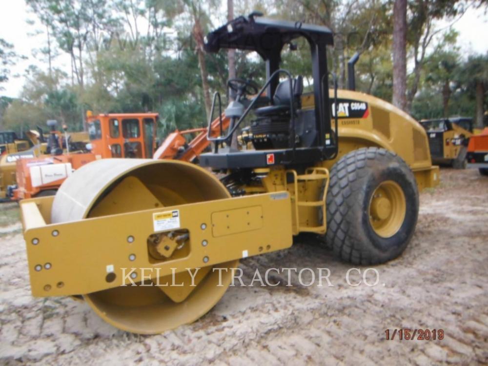 Detail photo of 2018 Caterpillar CS54B from Construction Equipment Guide