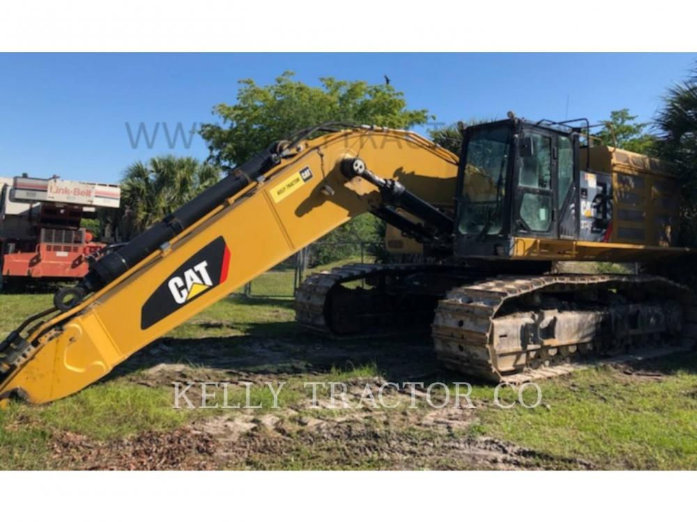 Detail photo of 2016 Caterpillar 374F L from Construction Equipment Guide