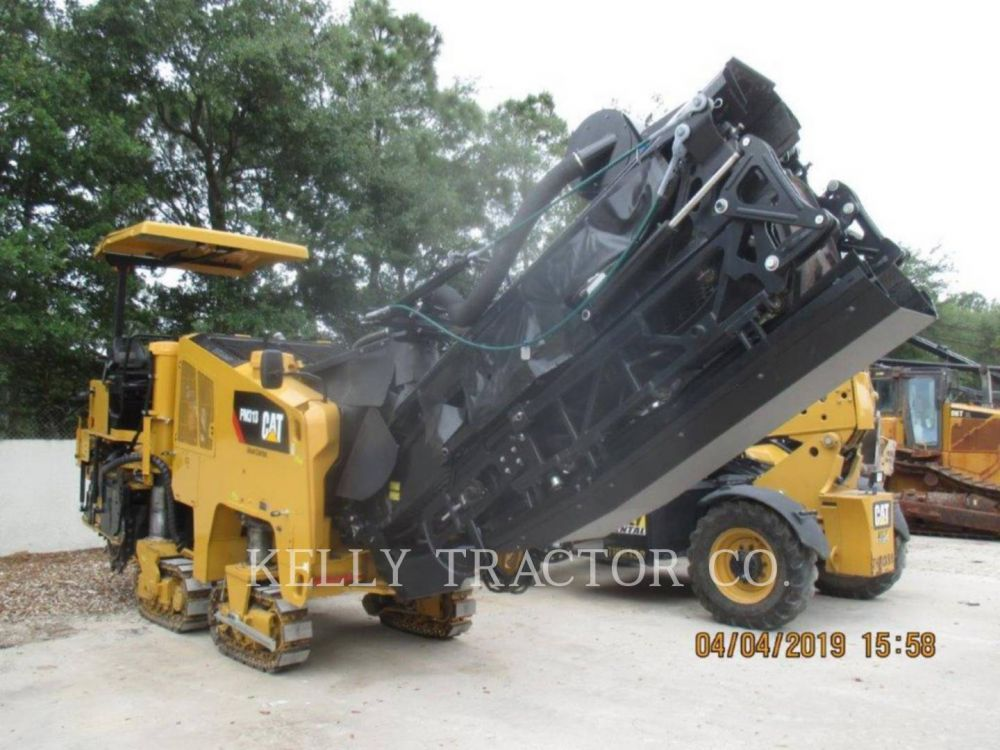 Detail photo of 2019 Caterpillar PM313 TRACK UNDERCARRIAGE from Construction Equipment Guide