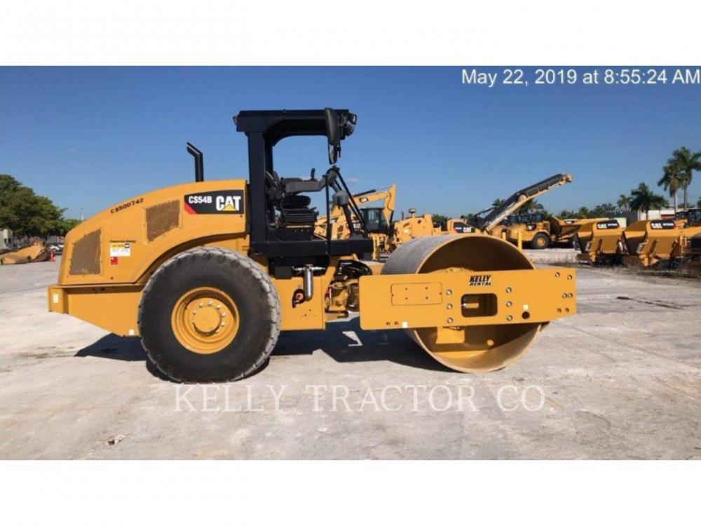 Detail photo of 2019 Caterpillar CS54B from Construction Equipment Guide