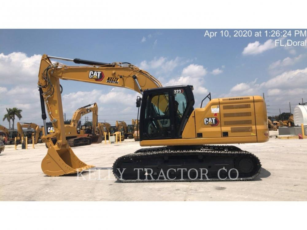 Detail photo of 2020 Caterpillar 323 from Construction Equipment Guide