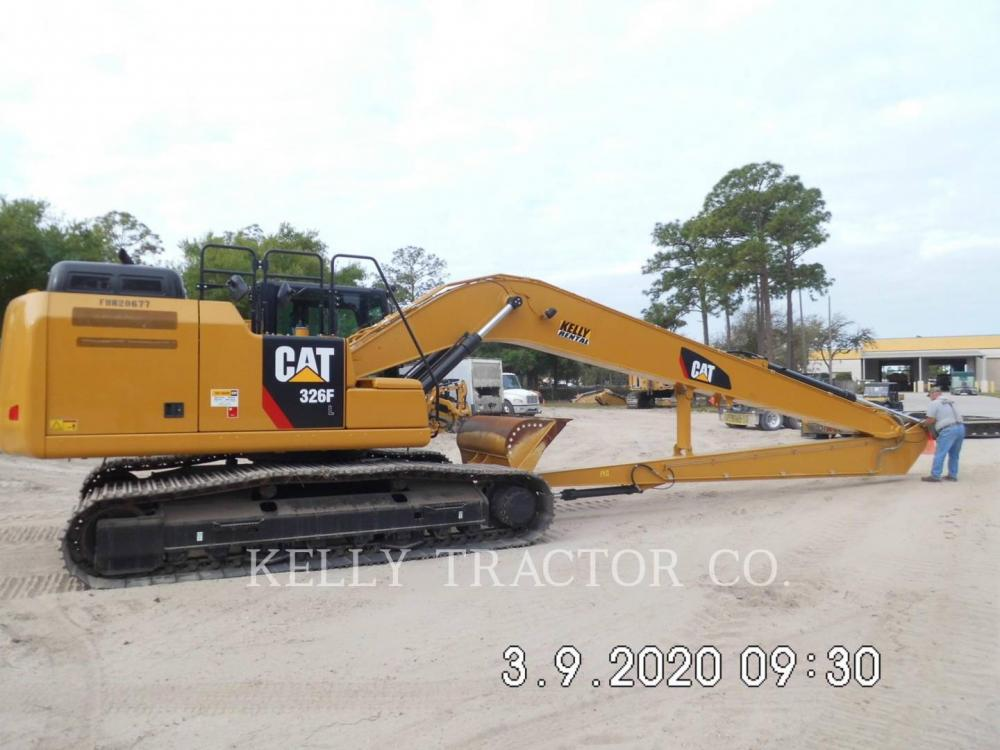 Detail photo of 2019 Caterpillar 326FL from Construction Equipment Guide