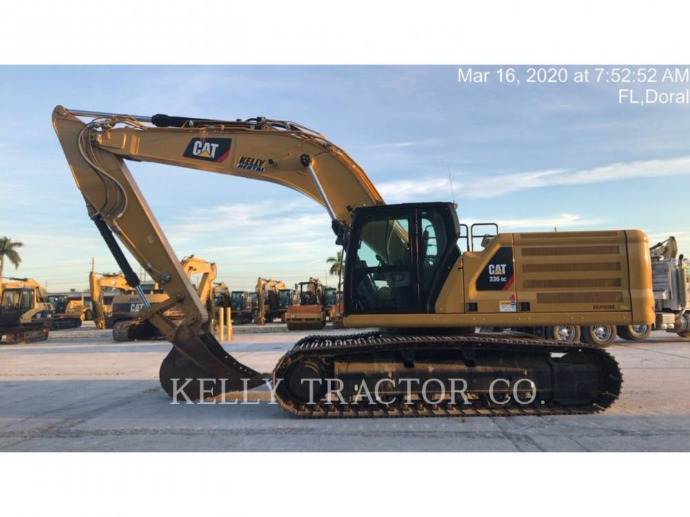 Detail photo of 2019 Caterpillar 336 GC from Construction Equipment Guide