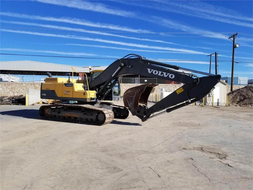 Detail photo of 2014 Volvo EC250EL from Construction Equipment Guide