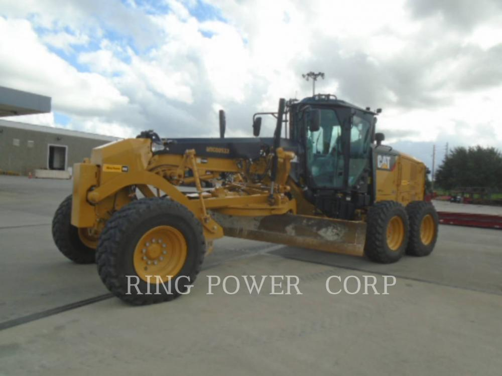 Detail photo of 2015 Caterpillar 120M from Construction Equipment Guide