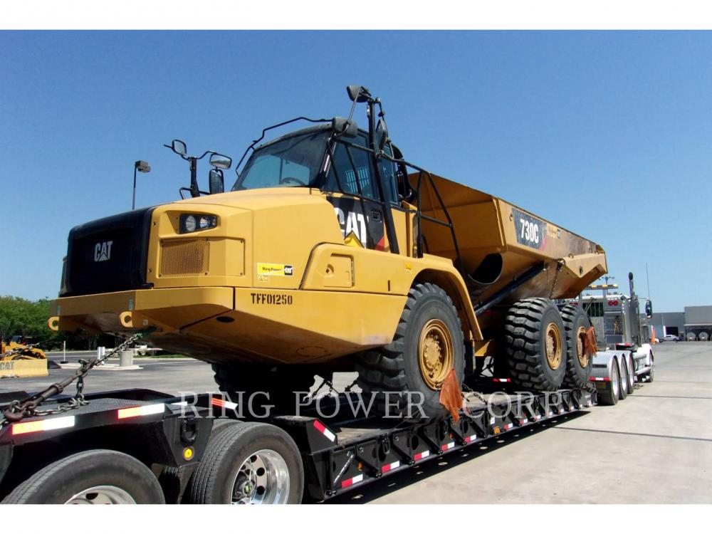 Detail photo of 2016 Caterpillar 730C from Construction Equipment Guide