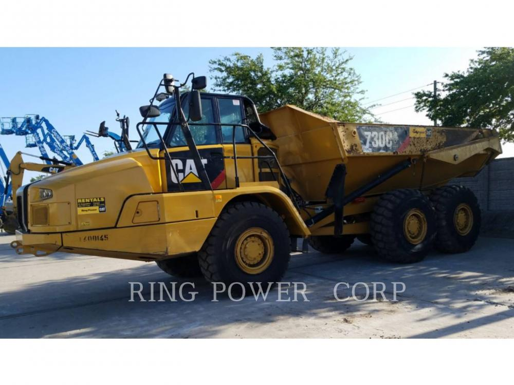 Detail photo of 2016 Caterpillar 730C2 from Construction Equipment Guide