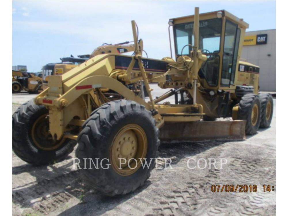 Detail photo of 2004 Caterpillar 120H from Construction Equipment Guide