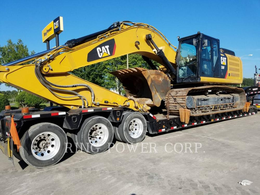 Detail photo of 2018 Caterpillar 336FLTC from Construction Equipment Guide