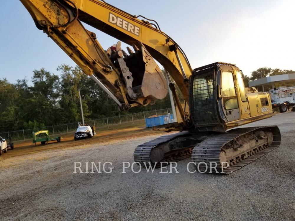 Detail photo of 2007 John Deere 200C LC from Construction Equipment Guide
