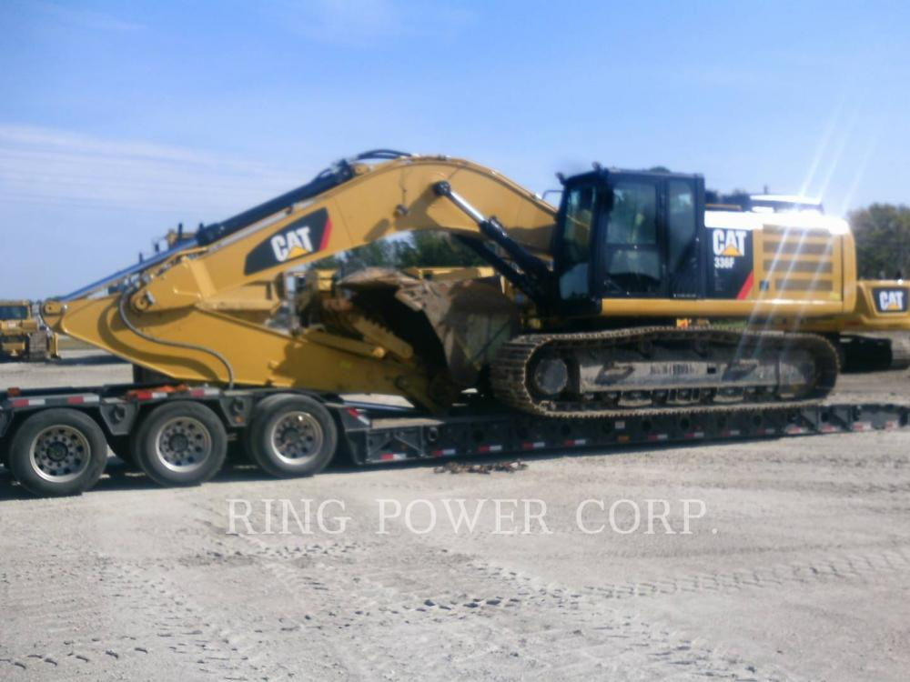 Detail photo of 2018 Caterpillar 336 from Construction Equipment Guide