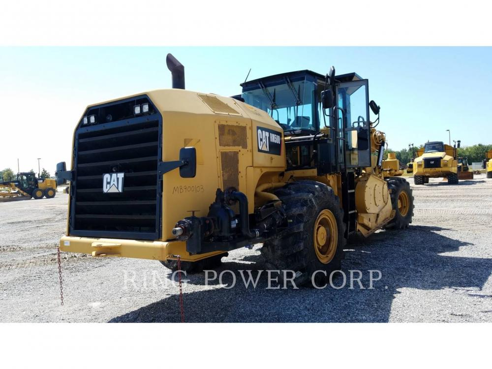 Detail photo of 2014 Caterpillar RM500B from Construction Equipment Guide