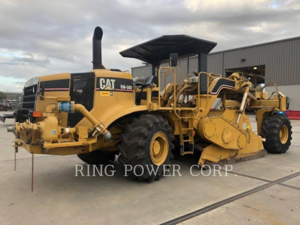 Detail photo of 2007 Caterpillar RM500 from Construction Equipment Guide