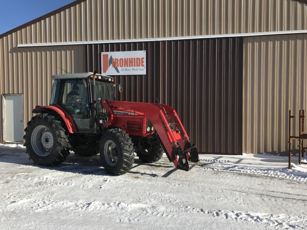 Detail photo of 2004 Massey Ferguson 5455 from Construction Equipment Guide