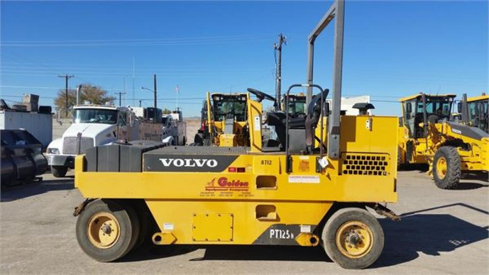 Detail photo of 2008 Volvo PT125R from Construction Equipment Guide