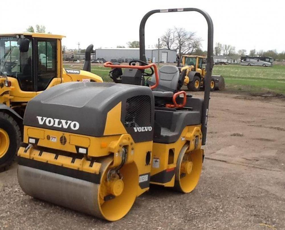 Detail photo of 2018 Volvo DD30B from Construction Equipment Guide