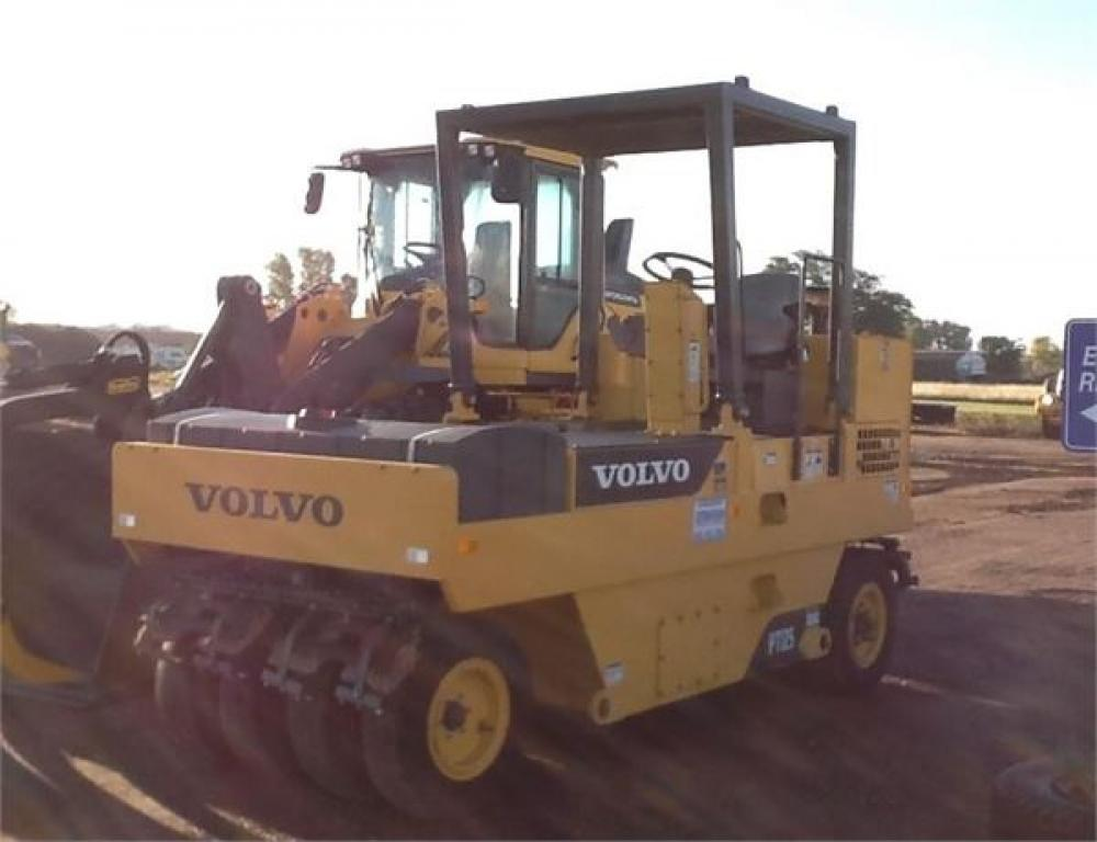 Detail photo of 2014 Volvo PT125R from Construction Equipment Guide