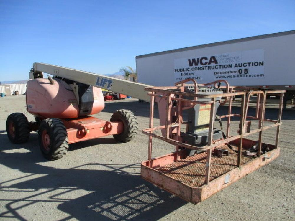 Detail photo of 2000 JLG 600A from Construction Equipment Guide