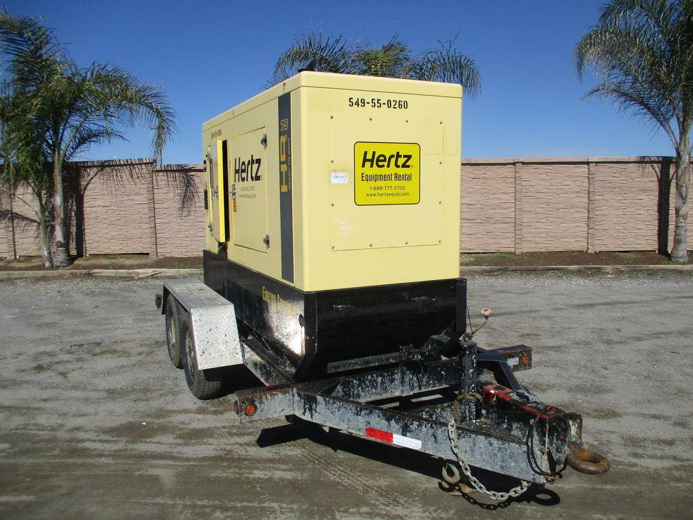 Detail photo of 2012 HIPOWER HRJW-75 from Construction Equipment Guide
