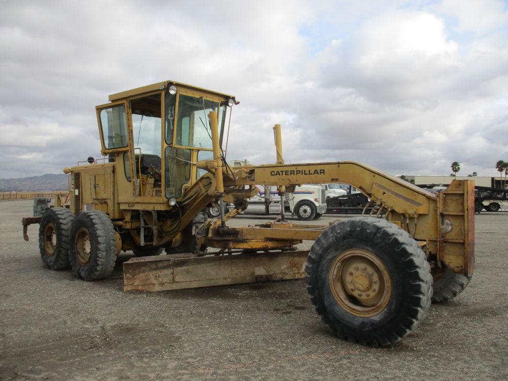 Detail photo of 0 Caterpillar 140G from Construction Equipment Guide