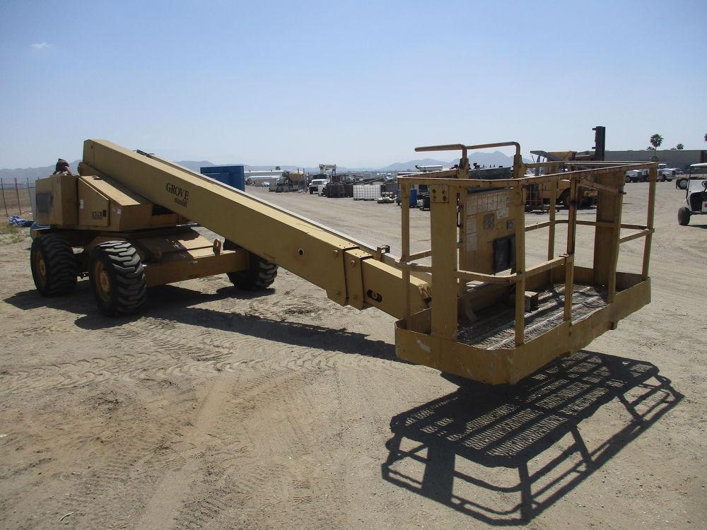 Detail photo of 0 Grove MZ66B from Construction Equipment Guide