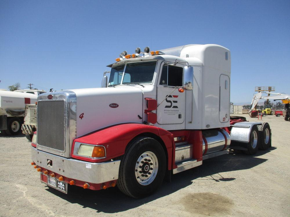 Detail photo of 1994 Peterbilt 377 from Construction Equipment Guide