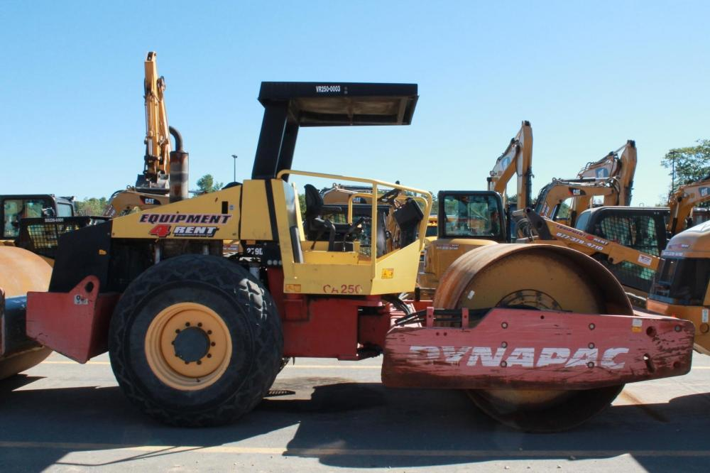 Detail photo of 2003 Dynapac CA250 from Construction Equipment Guide