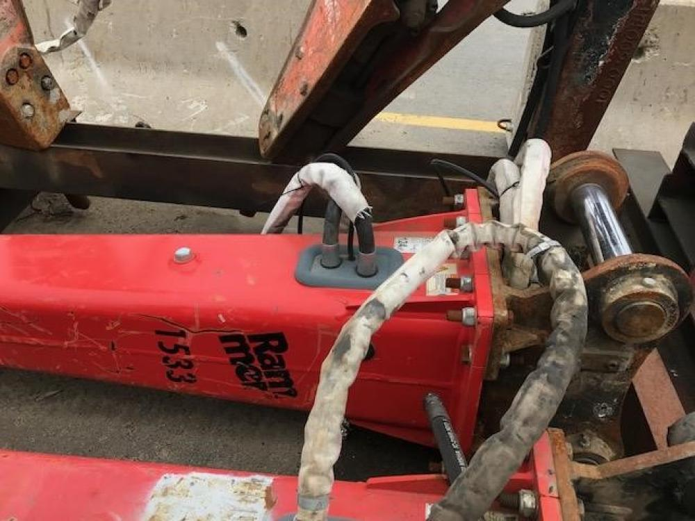 Detail photo of 2014 Rammer 1533 from Construction Equipment Guide