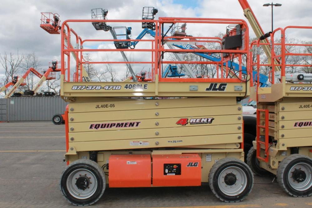 Detail photo of 2016 JLG 4069LE from Construction Equipment Guide