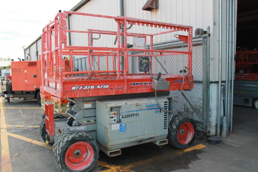 Detail photo of 2008 Skyjack SJ 6826 RT from Construction Equipment Guide