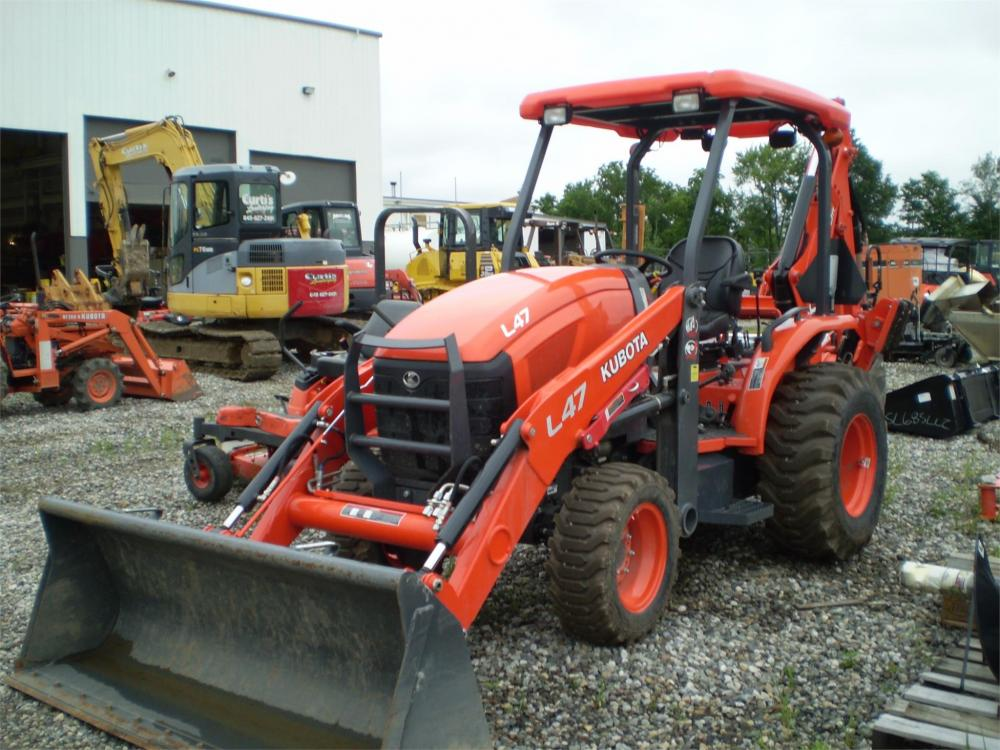 Detail photo of 2016 Kubota L47 from Construction Equipment Guide