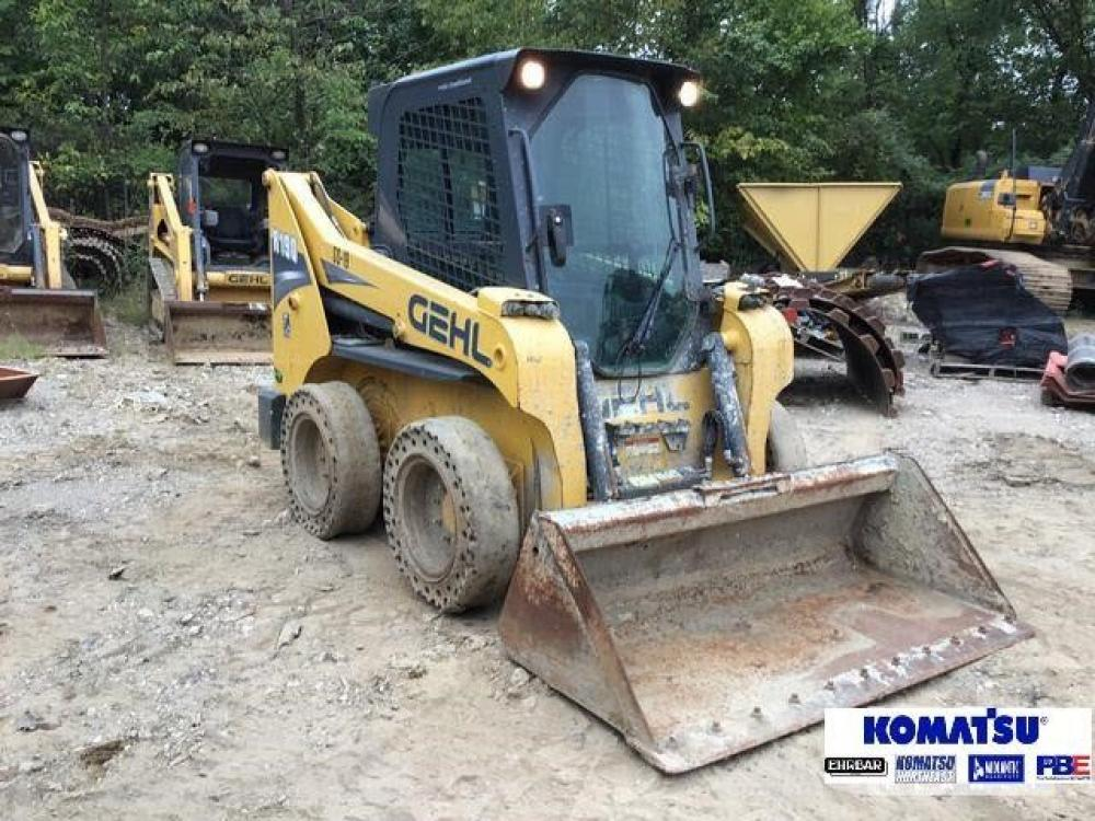 Detail photo of 2014 Gehl RT210 from Construction Equipment Guide