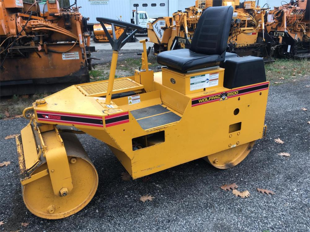 Detail photo of 2003 Stone WOLFPAC 2500 from Construction Equipment Guide