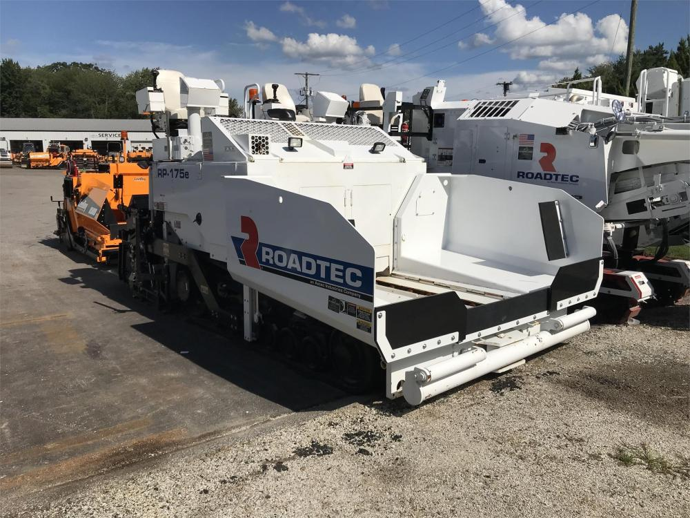 Detail photo of 2017 Roadtec RP-175E from Construction Equipment Guide