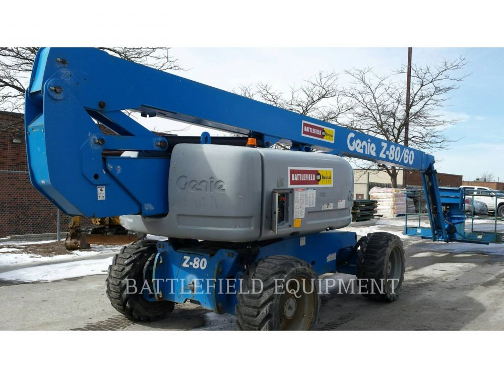 Detail photo of 2011 Genie Z-80/60J RT from Construction Equipment Guide