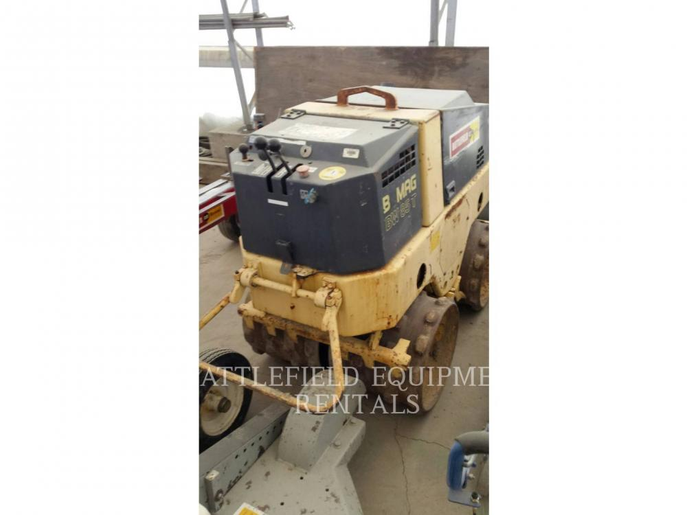 Detail photo of 1998 Bomag BW 85 T from Construction Equipment Guide