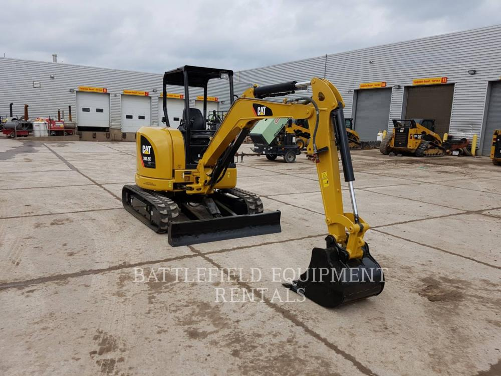 Detail photo of 2013 Caterpillar 303.5E from Construction Equipment Guide